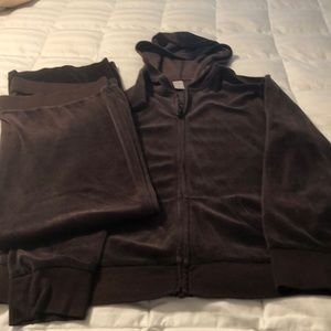 Old Navy 2 pc track suit